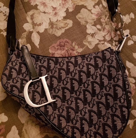 Dior Bags   Classic Saddle Bag   Poshmark f413f06ca2